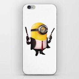 Hitman Minion iPhone Skin