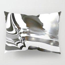 Zebra Wave Pillow Sham