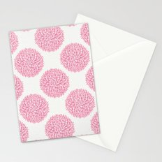 Petal Burst #10 Circles Stationery Cards