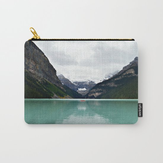 Lake Louise #mountains Carry-All Pouch