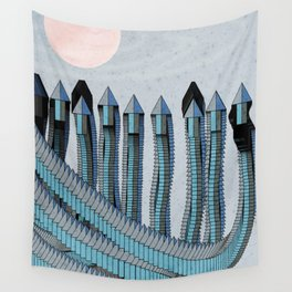 Rising Wall Tapestry