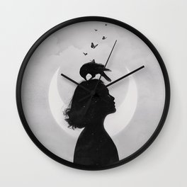 Is the darkness ours to take? Wall Clock