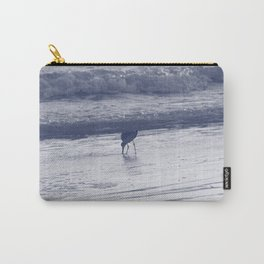 Combing the beach Carry-All Pouch