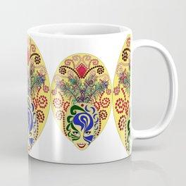 Festive Mood Mask Coffee Mug