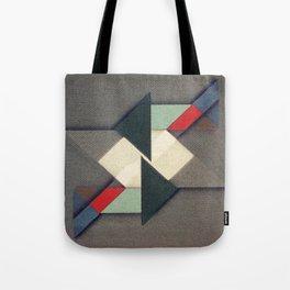 La Réunion Geometrique Tote Bag