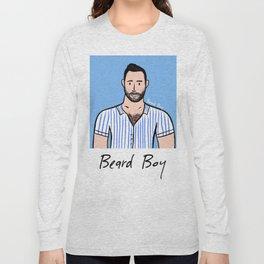 Beard Boy: Remi Long Sleeve T-shirt