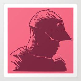 I Feel Like Pablo. Art Print