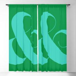 Regal Ampersand Blackout Curtain
