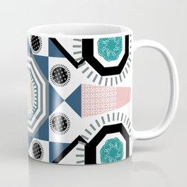 Pastel Mandala Coffee Mug