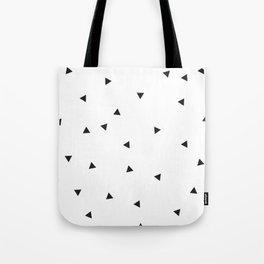 Mini triangles Tote Bag