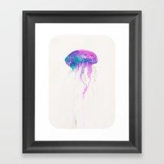 Jellyfish #1 Framed Art Print
