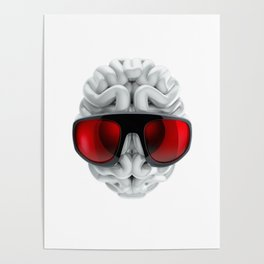 Keep a Cool Mind Poster