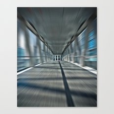 Skydome Dreamwalk Canvas Print