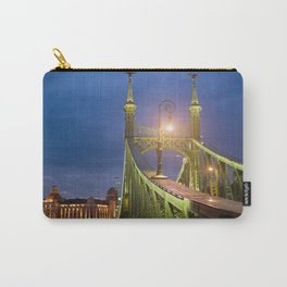 Budapest Bridge Carry-All Pouch