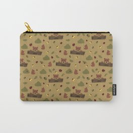 Bears and Beetles  Carry-All Pouch