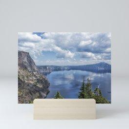 Crater Lake from the North Rim, No. 2 Mini Art Print