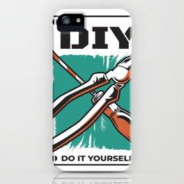 DIY Tools Working iPhone Case