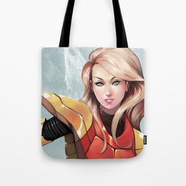 Zero Mission Tote Bag