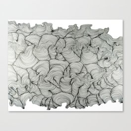 Soul Wave Extended Canvas Print