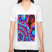 philosophy V-neck T-shirts featuring Omni-Centric Philosophy by David  Gough
