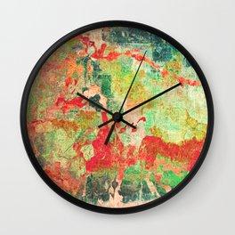 Miura III Wall Clock