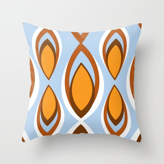 Modolodo Throw Pillow