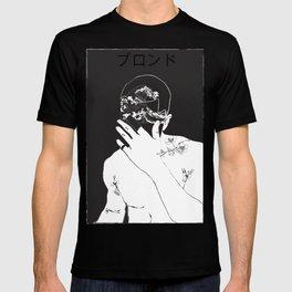 frank ocean's blond\blonde T-shirt