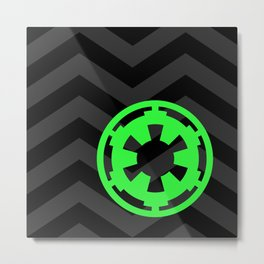 Deathtrooper, Rogue One, Imperial Cog on Chevrons Metal Print