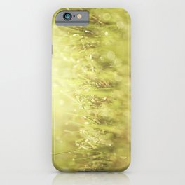 That Morning Thing iPhone Case