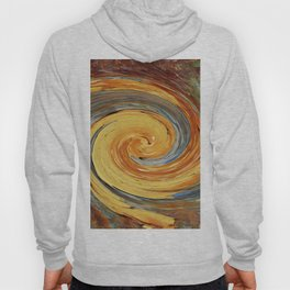 Swirl 03 - Colors of Rust / RostArt Hoody