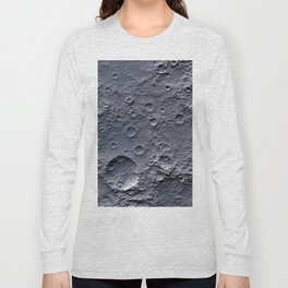 Moon Surface Long Sleeve T-shirt