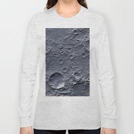 Moon Surface Long Sleeve T-shirt