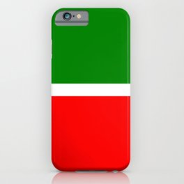 flag of Tatarstan iPhone Case