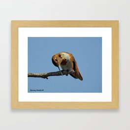 What's Cheese Framed Art Print