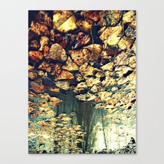 Every Time I See You Falling Canvas Print