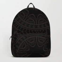 Leela's Secret Backpack