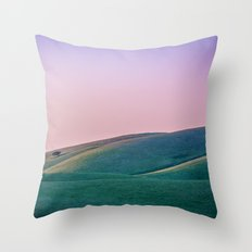 Morgan Territory Morning Throw Pillow