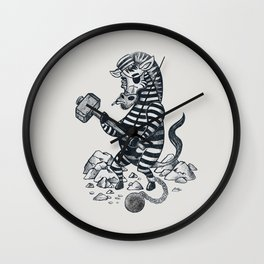Natures Prisoner Wall Clock