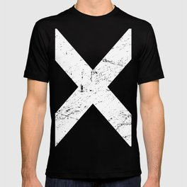 Scottish Flag  | Renaissance Festival Design T-shirt