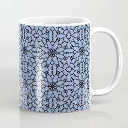 Serenity Lace Coffee Mug