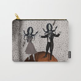 Orange Alien Nation Carry-All Pouch