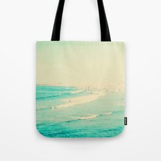 beach sunday II Tote Bag