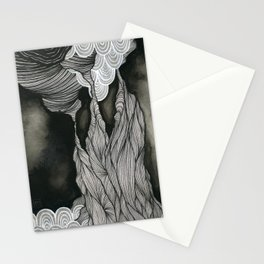 Clouds and Water Stationery Cards
