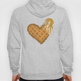 Waffle Love Hoody