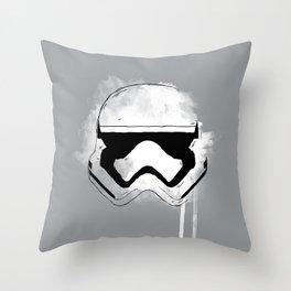 stormtooper Throw Pillow