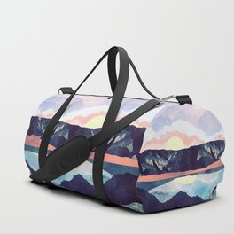 Lake Reflection Duffle Bag