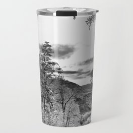 Vermont Winter Landscape Travel Mug
