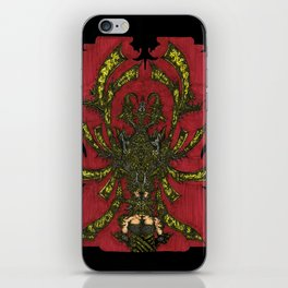 Palabast Queen iPhone Skin