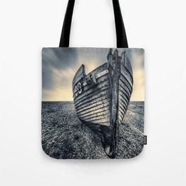 Broken Boat Tote Bag