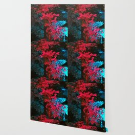 iDeal - Trippy Trees 01 Wallpaper